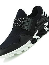 Unisex Sneakers Spring / Fall Comfort Tulle Outdoor / Athletic / Casual Black / WhiteTennis / Walking / Badminton /
