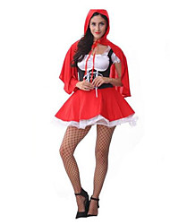 Women'S Red Riding Hood Game Cosplay Costume
