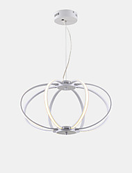 28W Pendant Light   Modern/Contemporary  for LED MetalLiving Room / Bedroom / Dining Room / Kitchen / Study Room/Office