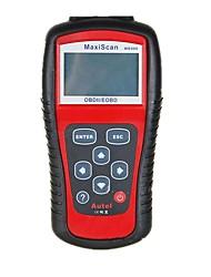 maxiscan MS509 autel testeur de voiture ordinateur de voyage obd2 obd ii outil d'analyse