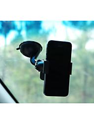 dupla mandril flexão mangueira otário titular do telefone móvel gm para girar 360 graus