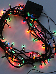 Halloween decorations Party Supplies Colorful String lights Decoration (4.2M)
