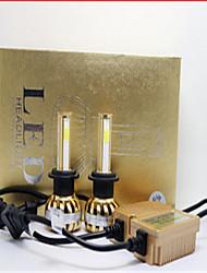 Car LED Headlamps Integration And Super Bright Light Bulbs