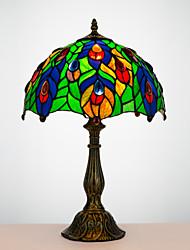 40W Traditionnel/Classique / Tiffany Lampes de bureau , Fonctionnalité pour Arc , avec Peinture Utilisation En ligne Interrupteur