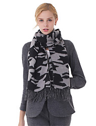 Alyzee  Women Wool ScarfFashionable Jewelry-B5089