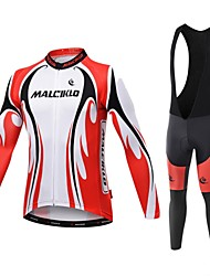 Sports Bike/Cycling Jersey Pants/JerseyTights / Compression Clothing / Tights Men's Long Sleeve/ High Breathability