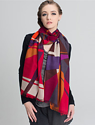 Alyzee  Women Wool ScarfFashionable Jewelry-B5050