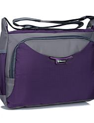 30 L Gurttaschen & Messenger Bags Legere Sport / Reisen Draußen / Leistung Schnell abtrocknend / Stoßfest / tragbar / MultifunktionsGrün