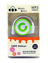 LIKE COLOUR MP3 Player