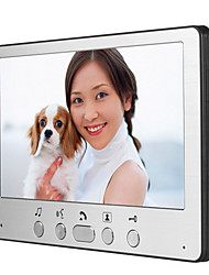 7 Inch Cable Digital Screen High-Definition IP55 Level Waterproof Video Doorbell