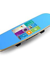 12 Million Pixel 5 Inch WiFi Intelligent Electronic Dog Navigation Wireless Mirror Driving Recorder