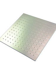 Současné Dešťová sprcha Broušený vlastnost for  LED / Déšť , Sprchová hlavice