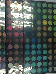 252 paleta de sombras paleta de sombras em pó seco definir composição diária