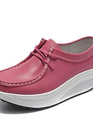 le scarpe da tennis delle donne primavera / estate / autunno / inverno cunei / platform / comodità bovina esterno / ufficio&carriera