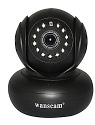 WANSCAM 1.0 MP PTZ Indoor with Day NightDay Night Motion Detection Remote Access Plug and play)