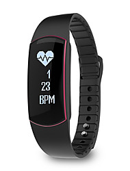 Smart BraceletLong Standby / Sports / Waterproof /Sleep Tracker / LED / Heart Rate Monitor / Alarm Clock /