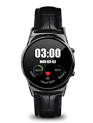 HD Circular Touch Screen Smart Voice Search Watch Micro Card Android /IOS Monitor Heart Rate Bluetooth Watch