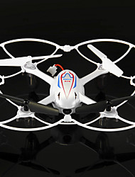 SYMA X11C 2.4G 4CH 6-Axis Mode 2 RC Quadcopter Mini Drone w/ 2MP Camera White