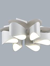 9 W Montage du flux ,  Contemporain Autres Fonctionnalité for LED Style mini PlastiqueSalle de séjour Chambre à coucher Salle à manger