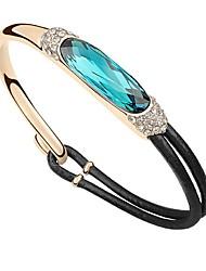 Armbanden Bangles Legering Cirkelvorm Modieus Dagelijks Sieraden Geschenk Zilver,1 stuks