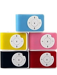 mignon q clé carte mp3 Clip mp3 mini-clip sports joueur mp3