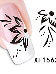 New High-Grade Watermark Nail Stickers