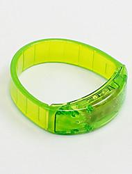 Verletzungs-Schutz Reflexstreiffen / LEDS Laufen ABS Rot / Weiß / Grün / Rose