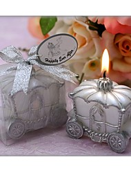 Happily Ever After Carriage Candle Favors