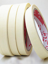 Masking Tape Crepe Paper Tape Tape Painting Masking Tape Can Write A Textured Plastic Bag Ten 3mm*18M
