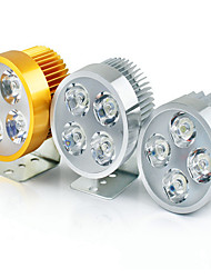 Highlight 4 Beads LED Headlight Electric Vehicle 12W Headlight Super Bright 10V-85V Super Bright White Light