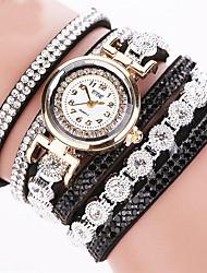 New Fashion Luxury Rhinestone Bracelet Watch Women Clock Watch Ladies Quartz Watch  Casual Women Wristwatch