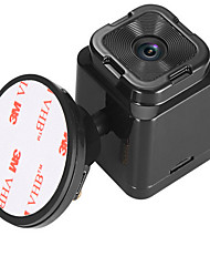 A3 No Screen Mini Wi-Fi Driving Recorder 140 Degree Wide-Angle Night Vision Function 1080P