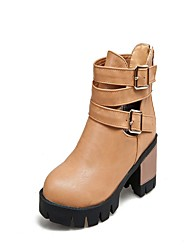 Women's Boots Fall /Platform / Snow Boots / Fashion Boots / Motorcycle Boots / Bootie / Gladiator / Basic Pump /