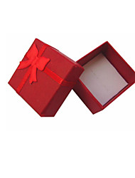 Jewelry Packing Box    Size 4CM * 4CM * 3CM   10 Packaged for Sale  Color Random Delivery