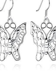 May Polly Europe and the United States fashion Butterfly Earrings