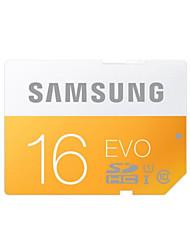 Samsung Electronics evo sdhc upto 48MB / s class 10 geheugenkaart 16 gb