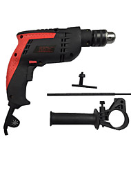 13 Diameter Speed Multifunction Hand Drill (Note Drill Plus Carton Packaging)