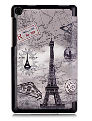 Print Tablet Cover Case for Lenovo Tab 3 7.0 730M TB3-730M with Screen Protector