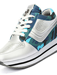 Women's Sneakers Spring / Summer / Fall / Winter Comfort PU Outdoor / Athletic / Casual Pink / Gray / Royal BlueTennis /