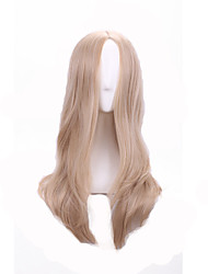 High Fashion Harajuku Women Wigs Ombre Wig Carve Nautral Hair Heat Resistant Synthetic Wigs Cosplay Long
