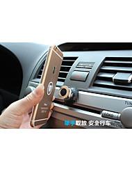 suporte por telefone móvel do carro imã magnético veículo suporte de navegação do telefone móvel montada