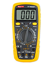 Capacitance Test The Multimeter