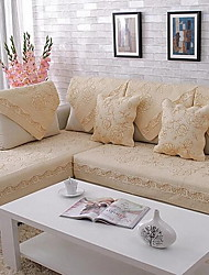 European Sofa Cushion Four Seasons Slip Cotton Fabric Sofa Cushion Sofa Cushion Summer Towel Factory Outlets