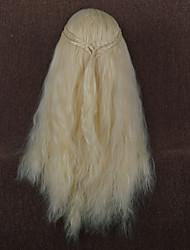 Kostüm-Perücke Perücken für Frauen Beige-Blond (# 22) Kostüm Perücken Cosplay Perücken