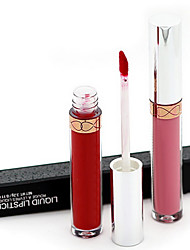1PCS 10 Selectable Colors Full-Coverage 24 Hours Not Rub Off Matte Waterproof liquid Lip Gloss