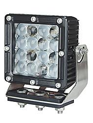 1pcs modèle super lumineux conduit 8000lm lumière de travail conduit lampe de travail 9-80v tension de fonctionnement large conduit de