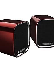 YS-A508 notebook pc pequeno USB 2.0 mini alto-falante de áudio do carro portátil