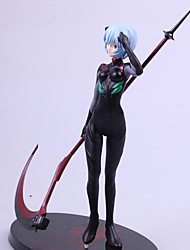 NeonGenesis Evangelion Ayanami Rei PVC 20cm Anime Action-Figuren Modell Spielzeug Puppe Spielzeug