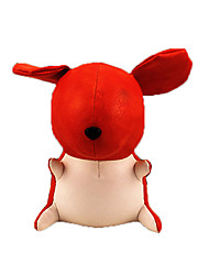 Stuffed Toys Mouse Leisure Hobby Boys / Girls Leather
