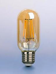 4W E26/E27 Ampoules à Filament LED P45 4 SMD 5730 420 lm Blanc Chaud Décorative V 1 pièce